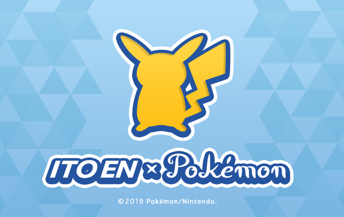 ITOEN×Pokemon
